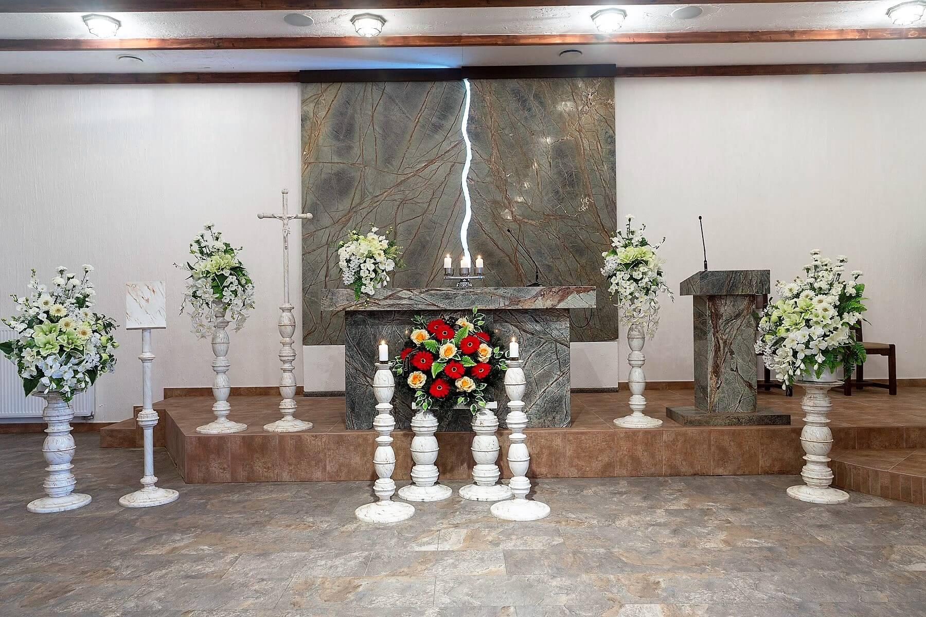 Zakład pogrzebowy ŁOŚ